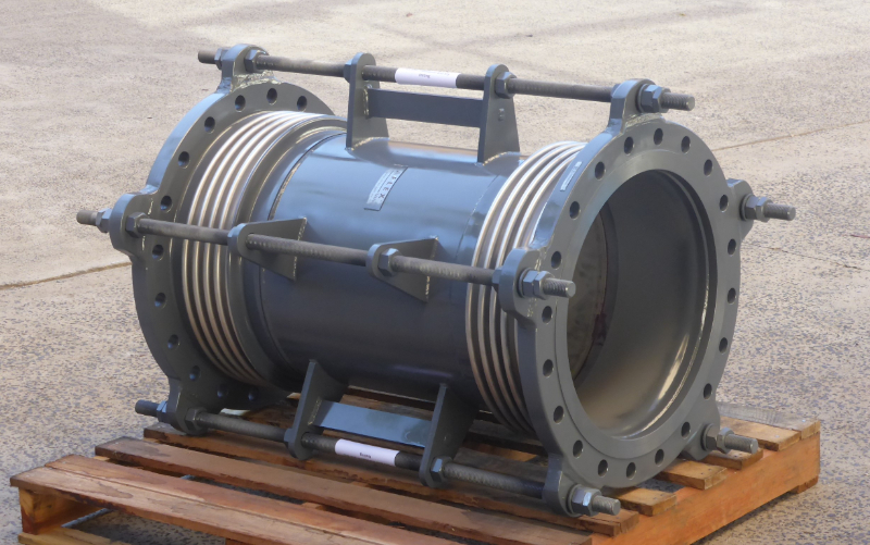 Tied Universal Expansion Bellows